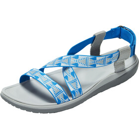 Teva Terra-Float Livia Chaussures Femme, grey/blue